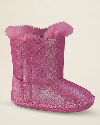UGG Girls' Cassie Glitter Boots - Baby, Walker