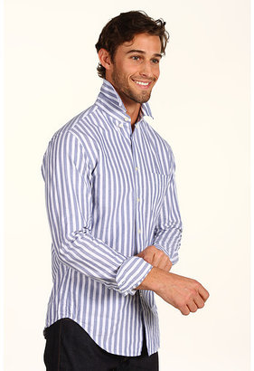 Shades of Grey Slim Fit Button Down Shirt