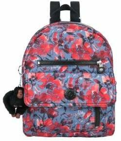 Kipling Carrie Floral Backpack