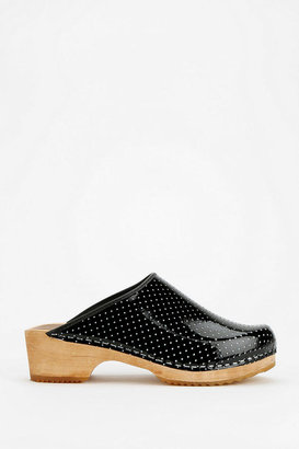Urban Outfitters Olsson Perforated Clog
