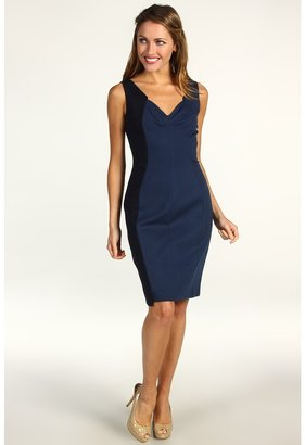Elie Tahari Brenda Dress (Nocturnal Sea) - Apparel