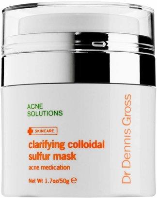 Dr. Dennis Gross Skincare Clarifying Colloidal Sulfur Mask