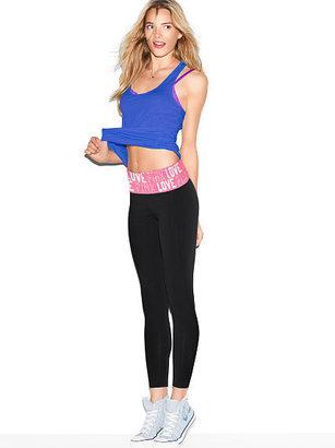 Victoria's Secret PINK Bling Yoga Legging