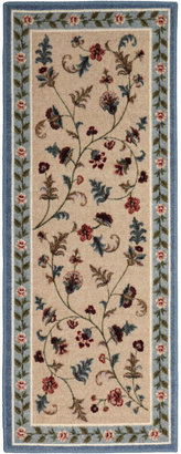 JCPenney Brumlow Flower Patch Washable Runner Rug