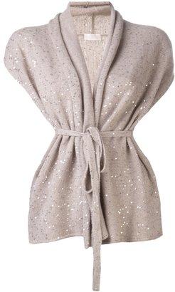 Serafini Katia cashmere blend vest