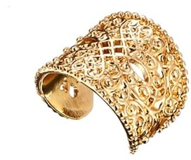 Asos Multipack Filigree Rings