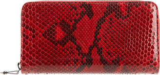 Maison Martin Margiela Python Vanity Long Wallet
