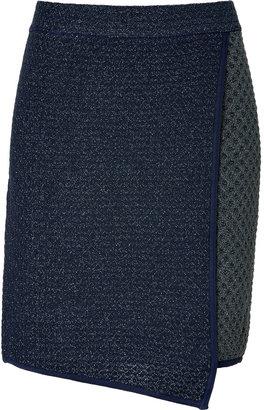 Rag and Bone Rag & Bone Navy/Multi Skirt
