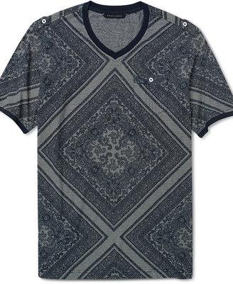Sean John T-Shirt Big and Tall, Printed