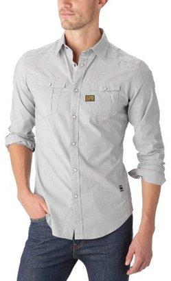 G Star G-Star Men's CL Western Long Sleeve Shirt
