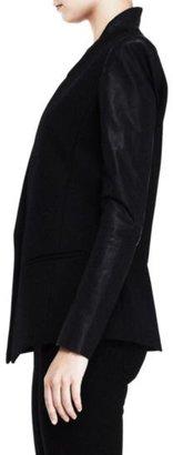 Helmut Lang Crux Wool Blazer