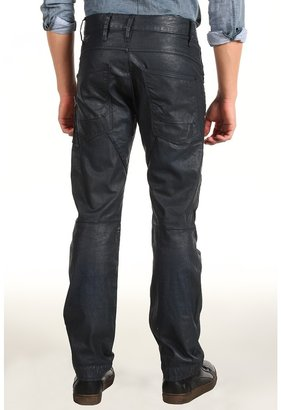 G Star G-Star - Biker 5620 3D Tapered Jean in Grime Dark Aged (Grime Dark Aged) - Apparel