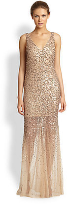 Candela Sienna Backless Gown
