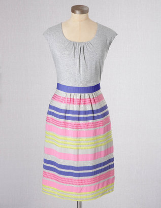 Boden Sequin Stripe Dress