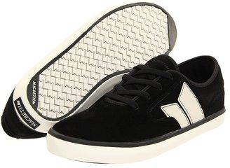 Macbeth Pendleton (Black/Cement/Suede) - Footwear