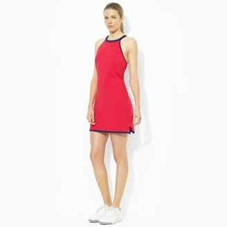 Ralph Lauren Stretch Crewneck Dress