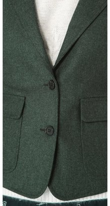 Band Of Outsiders Schoolboy Jacket