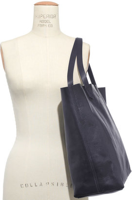 Madewell The Transport Tote in Navy