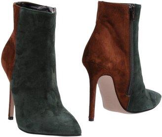Les Trois Garçons Ankle boots