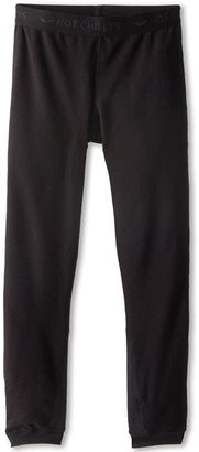 Hot Chillys Kids La Montana Bottom (Little Kids/Big Kids) (Black) Kid's Casual Pants