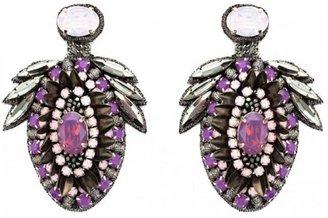 Deepa Gurnani Celestial Creature Earrings