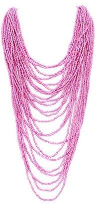 Rose Pierre Cabana Necklace