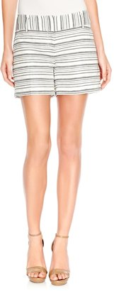 The Limited Cassidy Striped Shorts