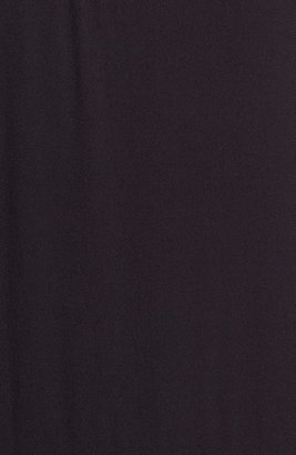 BB Dakota Faux Leather Bodice Jumpsuit