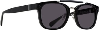 Katin Wonderland Riverside Gloss Black Sunglasses