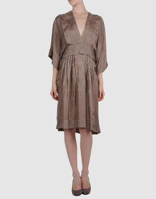 Semi-Couture Short dress