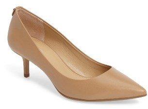 Women's Michael Michael Kors Kitten Heel Pump $98.95 thestylecure.com