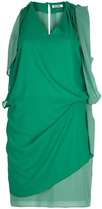 Acne draped dress