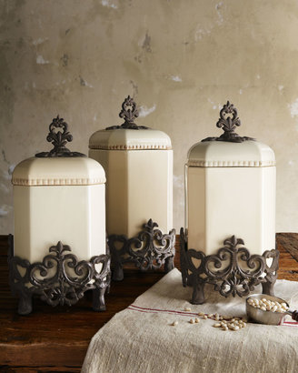 GG Collection Canisters