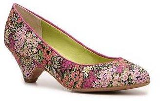 BC Footwear In the Winners Circle Floral Pump