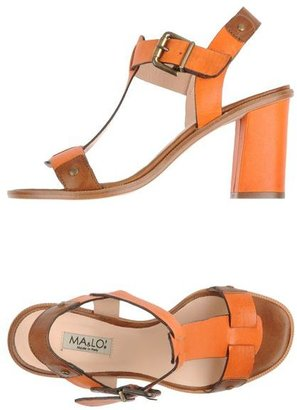 Malo MA & LO' High-heeled sandals