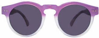 Illesteva Leonard 47mm Purple Oxford Sunglasses