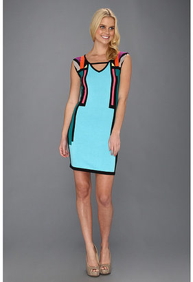 Nanette Lepore Tight Rope Dress