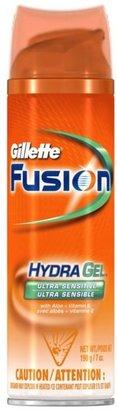 Gillette Fusion Hydra Gel Ultra Sensitive Shave Gel