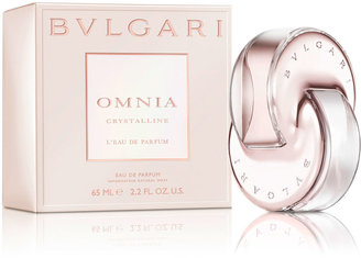 Bulgari Bvlgari Omnia Crystalline L'Eau de Parfum, 2.2oz