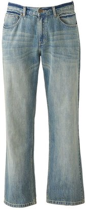Men's Urban Pipeline® Vintage Loose Straight Jeans $44 thestylecure.com