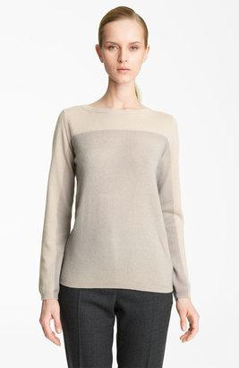 Fabiana Filippi Bicolor Cashmere Pullover