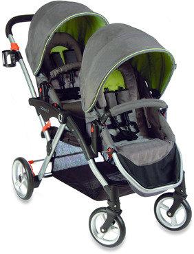 Hudson Contours® Options LT Tandem Stroller