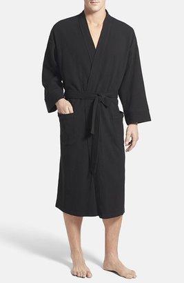 Men's Nordstrom Men's Shop Thermal Knit Robe $69.50 thestylecure.com
