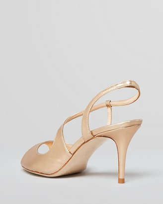 LK Bennett L.K.Bennett Sandals - Palmita Asymetric High Heel