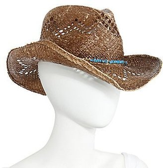 JCPenney Rhinestone-Accented Cowboy Hat