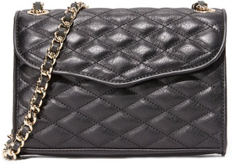 Rebecca Minkoff Quilted Mini Affair Bag $195 thestylecure.com