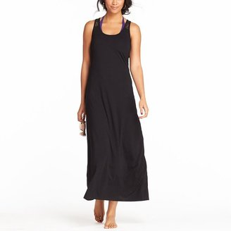Apt. 9 solid maxi cover-up