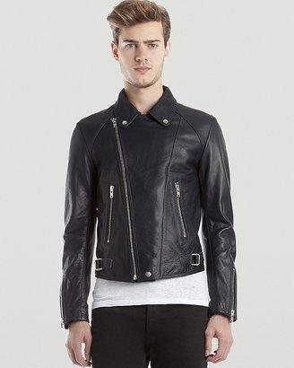 Sandro Perfect Leather Jacket