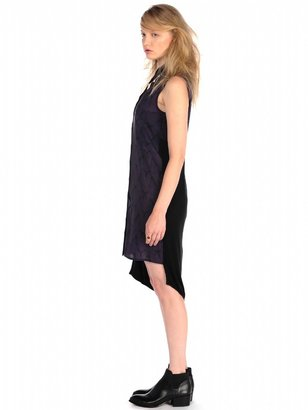 House Of Harlow Hannah Collared Dress