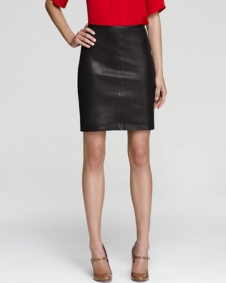 Theory Skirt - Ferisa Maximus Leather